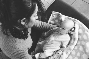 consultation bébé au cabinet de Julia Fabre Ostéopathe D.O à Gap